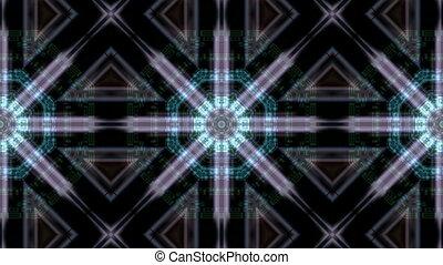Multicolored shapes - symmetric multicolored shapes are ...