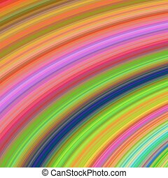 Multicolored vector fractal background art