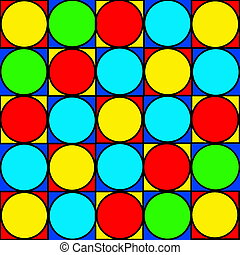 Multicolour background