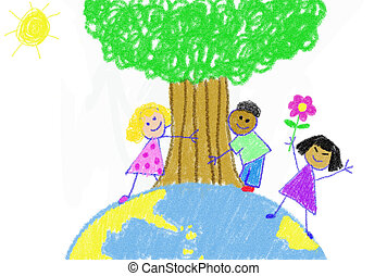 Tree Hugger Stock Illustrations 7 Tree Hugger Clip Art Images And