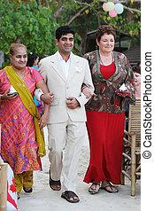 multicultural, família