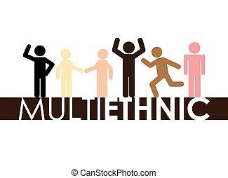 multiethnic, gemeenschap