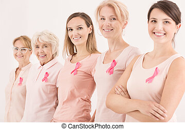 Multigenerational fight with cancer