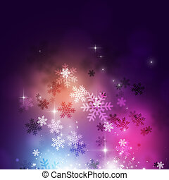 Multilocor Winter Background