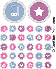 multimedia buttons