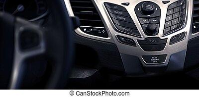 Multimedia Car Dash
