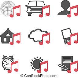 multimedia, iconerne