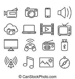 multimedia, jogo
