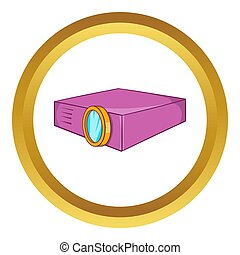 Multimedia projector  icon