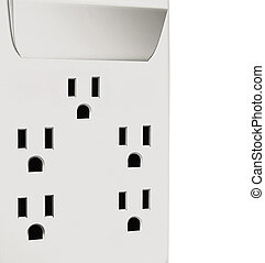 multiple electric socket adapter