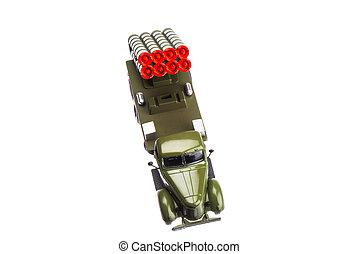 Multiple rocket launcher 1