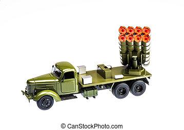 Multiple rocket launcher 2