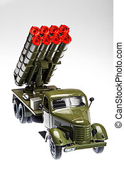 Multiple rocket launcher 5