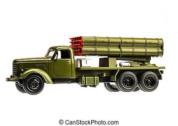 Multiple rocket launcher 6