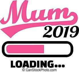 Mum 2019 Loading - Mum 2019 loading bar