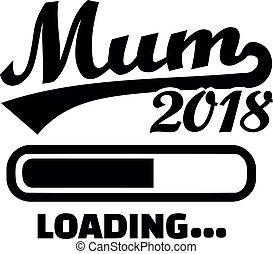 Mum loading 2018