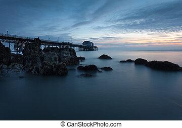 Mumbles Pier Morning