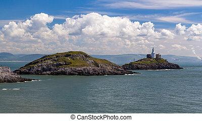 Bracelet Bay Wales UK