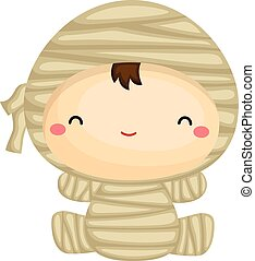 mummia, poco