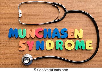 munchasen, syndrome