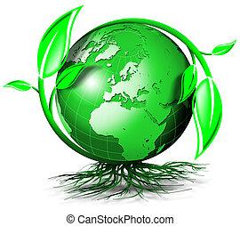 mundo, árvore