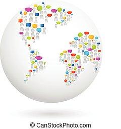 mundo, diálogo