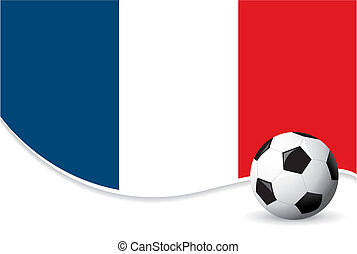 mundo, francia, plano de fondo, taza