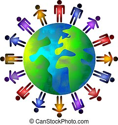 mundo, gente