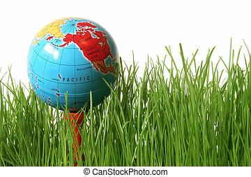 mundo, golf