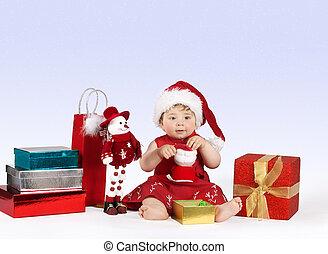 mundo maravilloso, navidad