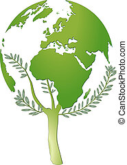 mundo, naturaleza, protección
