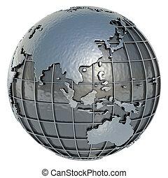 mundo, oceania), (asia