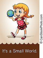 mundo pequeño