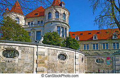Munich Germany, Bavarian National Museum