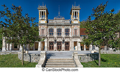 Municipal Casinò of San Pellegrino Terme Bergamo Italy