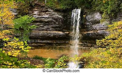 Munising Falls Autumn Loop
