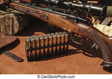 munition, und, gewehr