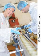 munkás, szériagyártás, gyár