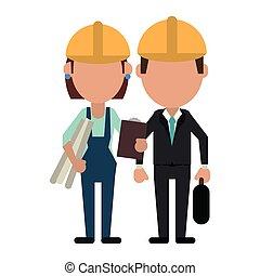 munkás, szerkesztés, avatars