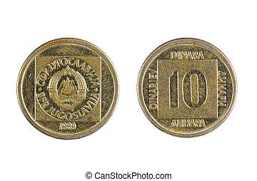 munt, joegoslavië