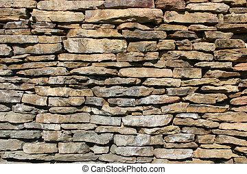 mur, 1, rocher
