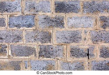 mur, arrière-plan., brique, graphique, ressource