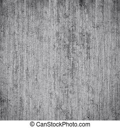 mur, béton, grungy, fond, plancher