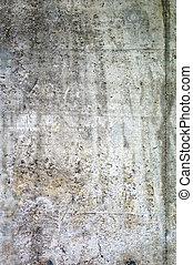 mur, béton