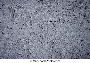 mur, béton, résumé, fond