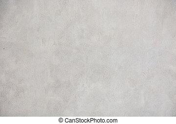 mur, béton, utile, fond, cru