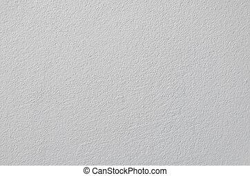 mur, blanc, texture