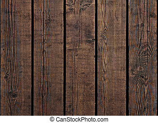 mur, bois, teture