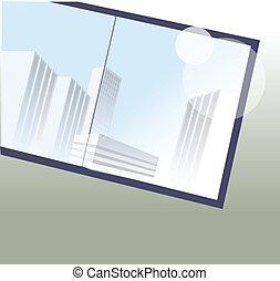 mur, cadre graphique