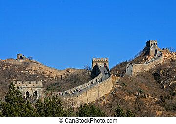 mur, grand